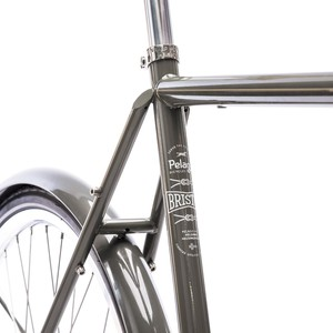 Pelago bristol traffic grey decals