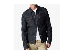 Levis commuter trucker jacket 1